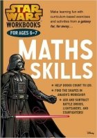 Star Wars Workbooks: Maths Skills (Ages 6-7)