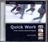 QUICK WORK INTERMEDIATE CLASS AUDIO CD