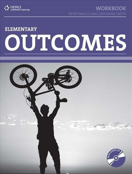 Outcomes Elementary Workbook with Key and CD
