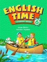 ENGLISH TIME 6 STUDENT´S BOOK