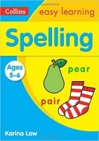Spelling Ages 5-6