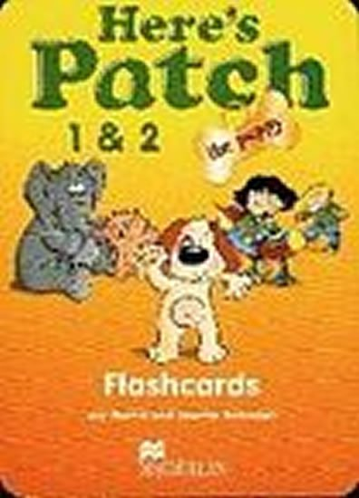 Here´s Patch the Puppy: 1 & 2 Flashcards - Joy Morris