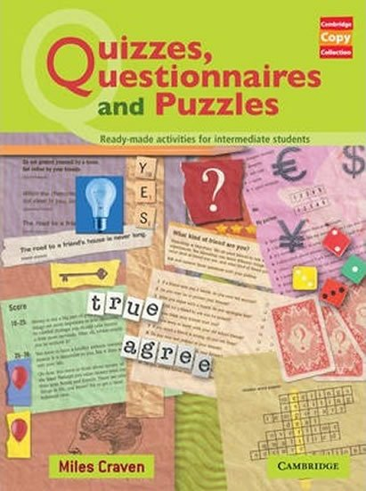 Quizzes, Questionnaires and Puzzles - Miles Craven