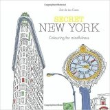 Secret New York: Colouring for mindfulness (Colouring Book)