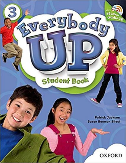 Everybody Up 3 Student´s Book with Audio CD Pack