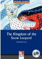 HELBLING READERS FICTION LEVEL 4 BLUE LINE - THE KINGDOM OF THE SNOW LEOPARD + AUDIO CD PACK