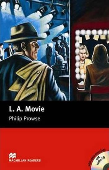 Macmillan Readers Upper-Intermediate: L. A. Movie T. Pk with CD - Philip Prowse