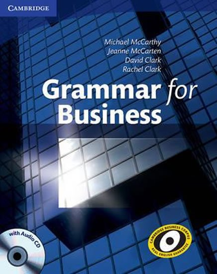 Grammar for Business with Audio CD - Michael McCarthy