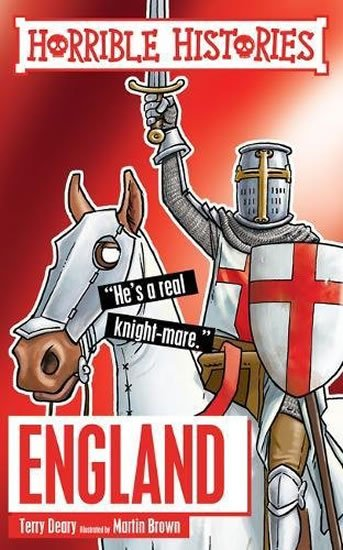 Horrible Histories: England - Terry Deary