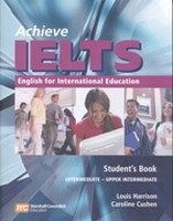 Achieve Ielts Intermediate to Upper Intermediate Level Class Audio CDs /2/ - HARRISON, L.