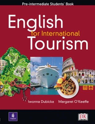 English for International Tourism - Pre-intermediate Class - Iwona Dubicka;Margaret O'Keeffe
