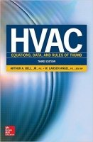HVAC Equations, Data, and Rules of Thumb, 3th ed.