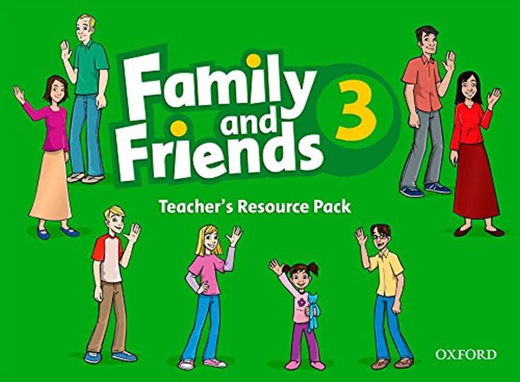 Family and Friends 3 Teacher´s Resource Pack