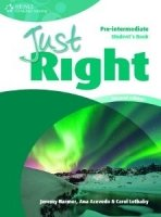 JUST RIGHT Second Edition PRE-INTERMEDIATE STUDENT´S BOOK