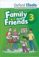 FAMILY AND FRIENDS 3 iTOOLS CD-ROM