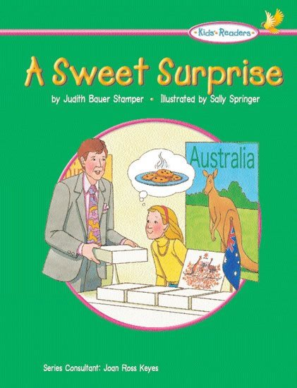 Kid´s Readers Sweet Surprise