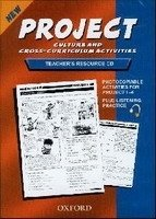 Project Culture and Cross-curriculum Teacher's Resource CD - HUTCHINSON, T.