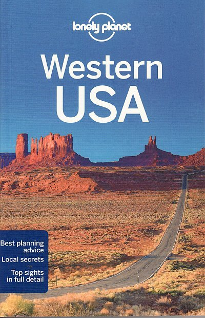 WESTERN USA 2 (Lonely Planet)
