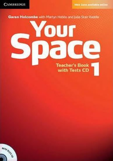 Your Space 1 Teachers Book with Tests CD