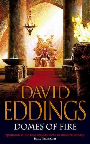 Domes of Fire - EDDINGS, D.