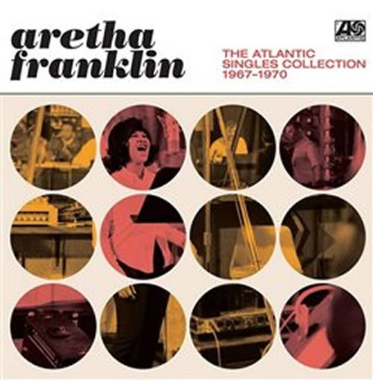 The Atlantic Singles Collection 1967-1970 - 2 CD - Aretha Franklin
