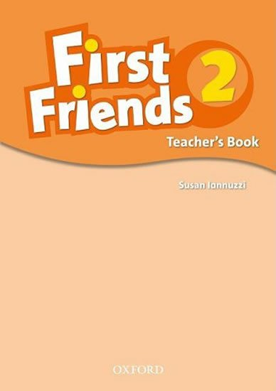 First Friends 2 Teacher´s Book - Susan Iannuzzi