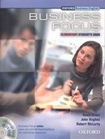 BUSINESS FOCUS ELEMENTARY CLASS AUDIO CD
