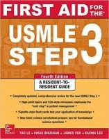 First Aid for the USMLE Step 3, 4th ISE - Le, Tao