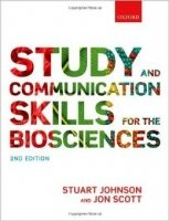 Study and Communication Skills for the Biosciences 2nd Ed.