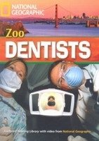 FOOTPRINT READERS LIBRARY Level 1600 - ZOO DENTISTS + MultiDVD Pack