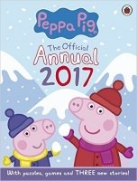 Peppa Pig: Official Annual 2017