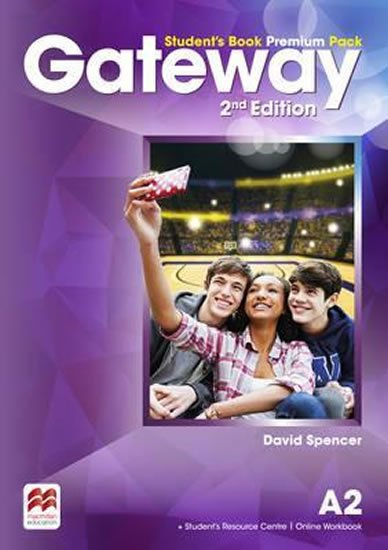 Gateway 2nd Edition A2: Student´s Book Premium Pack - David Spencer