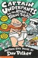 Captain Underpants and the Attack of the Talking Toilets 2. - Pilkey, D.