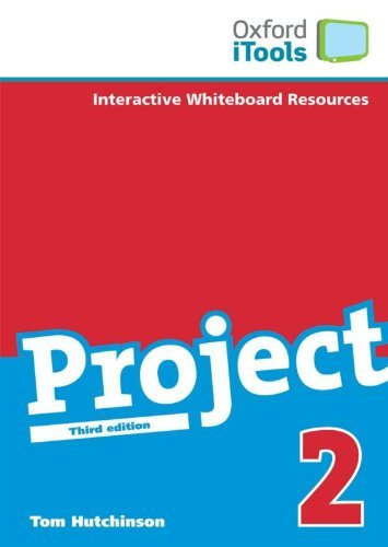 Project the Third Edition 2 iTools CD-ROM - HUTCHINSON, T.