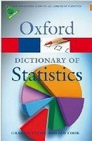 Oxford Dictionary of Statistics 2nd Edition Revised (Oxford Paperback Reference) - UPTON, G.