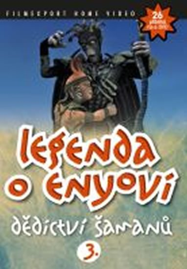 Legenda o Enyovi 3 - DVD
