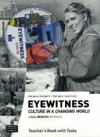 Eyewitness: Culture in a Changing World Teacher's Book With Tests and Audio Cd - Redaeli, A.;Invernizzi, D.