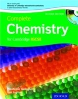 Complete Chemistry for Cambridge IGCSE with CD-ROM, 2 rev ed.