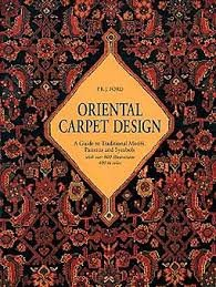 Oriental Carpet Design: a Guide to Traditional Motifs, Patterns and Symbols - FORD, P. R. J.