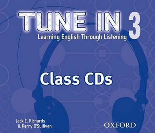 Tune in 3 Class Audio CDs /3/