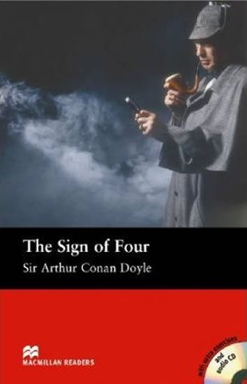 Macmillan Readers Intermediate: Sign of Four T. Pk with CD - Arthur Conan Doyle