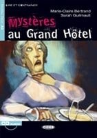 MYSTERES AU GRAND HOTEL + CD (Black Cat Readers FRA Level 2)