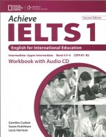 Achieve Ielts 1 Second Edition Workbook with Audio CD - HARRISON, L.;CUSHEN, C.;HUTCHINSON, S.