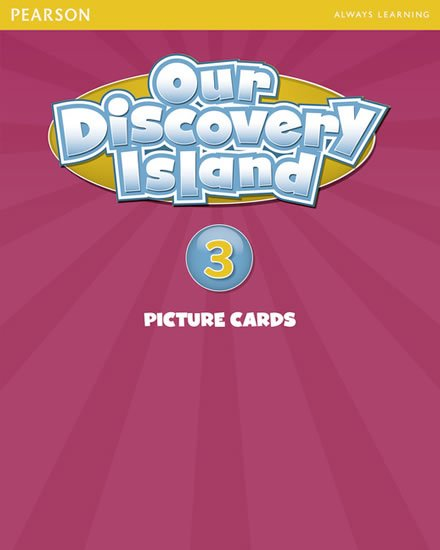 Our Discovery Island 3 Picture Cards