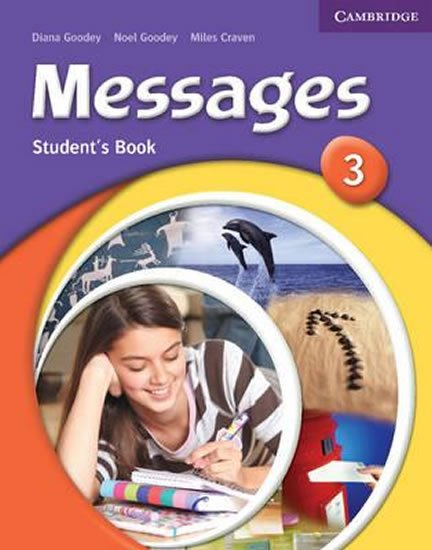 Messages 3 Students Book - Diana Goodey