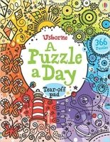 A Puzzle a Day - Clarke, P.