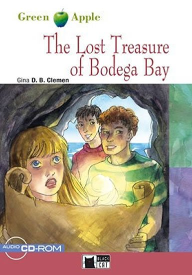 Lost Treasure Of Bodega Bay + CD-ROM - neuveden