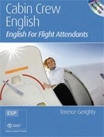 CABIN CREW: English for Flight Attendants STUDENT´S BOOK + AUDIO CD PACK