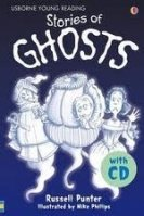USBORNE YOUNG READING: STORIES OF GHOSTS + CD