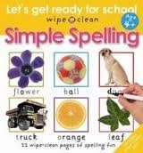 LETS GET READY FOR SCHOOL SIMPLE SPELLING